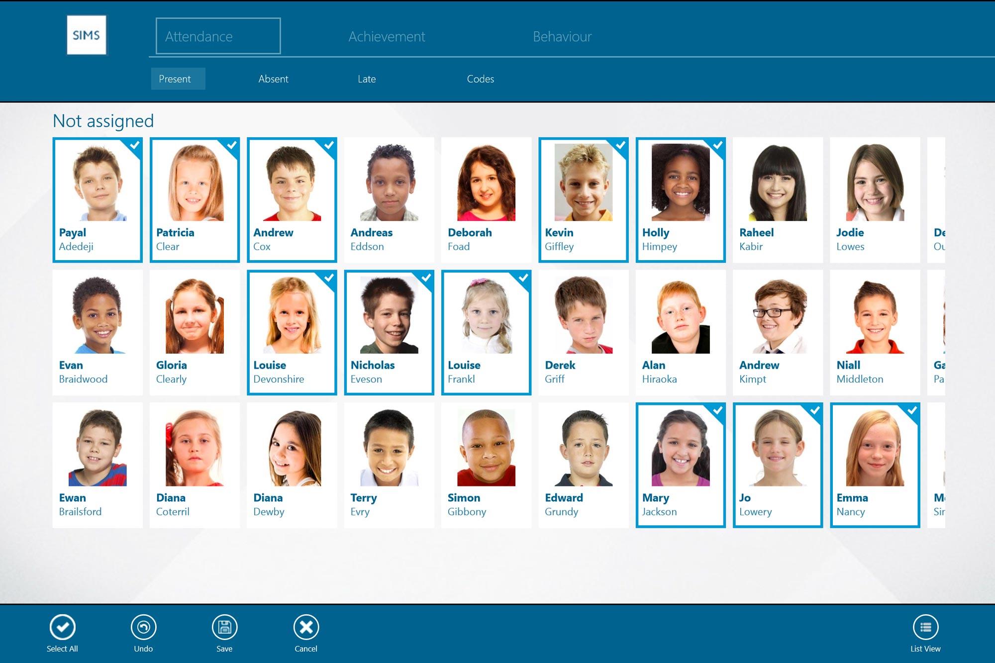 the sims teacher app capita sims