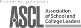 Premier partner ASCL Association of School and College Leaders